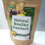 グリーンスムージー Natural Healthy Standard マンゴー味感想レビュー