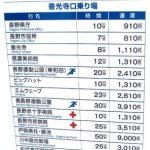 長野「エムウェーブ」コンサート・ライブ時のアクセス注意点まとめ【シャトルバス・タクシー】