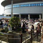 【トイレ事情】日本ガイシホール コンサート時のトイレ【待ち時間・個室数】