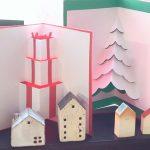 【簡単!】飛び出すクリスマスカード手作りデザイン集&作り方【ポップアップカード】