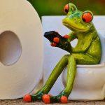 【トイレ】サンケイホールブリーゼのトイレ事情【待ち時間など】