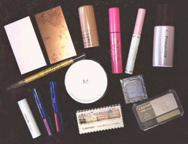 【プチプラ】普段使っている化粧品